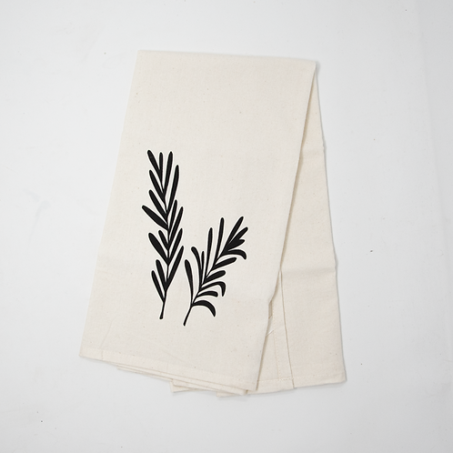 Frond Flour Sack Towel