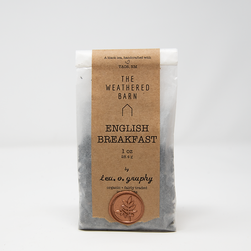 Organic English Breakfast {black}
