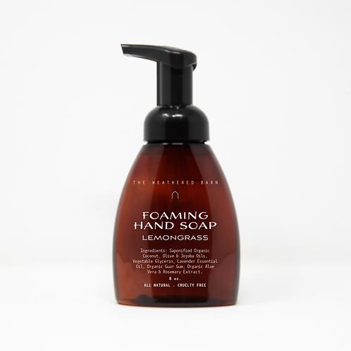 Lemongrass Foaming Hand Soap