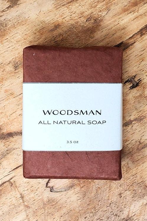 Woodsman Soap