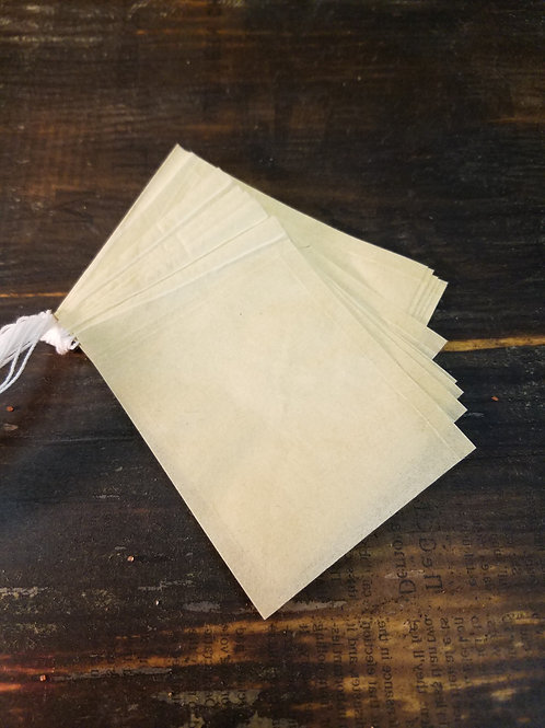 Tea Bags {unbleached}