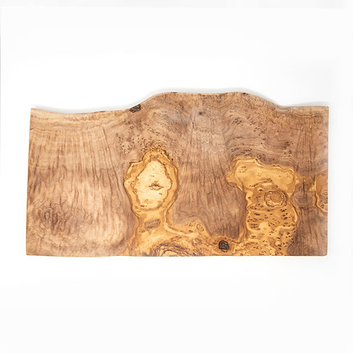 Live Edge Olive Wood Board