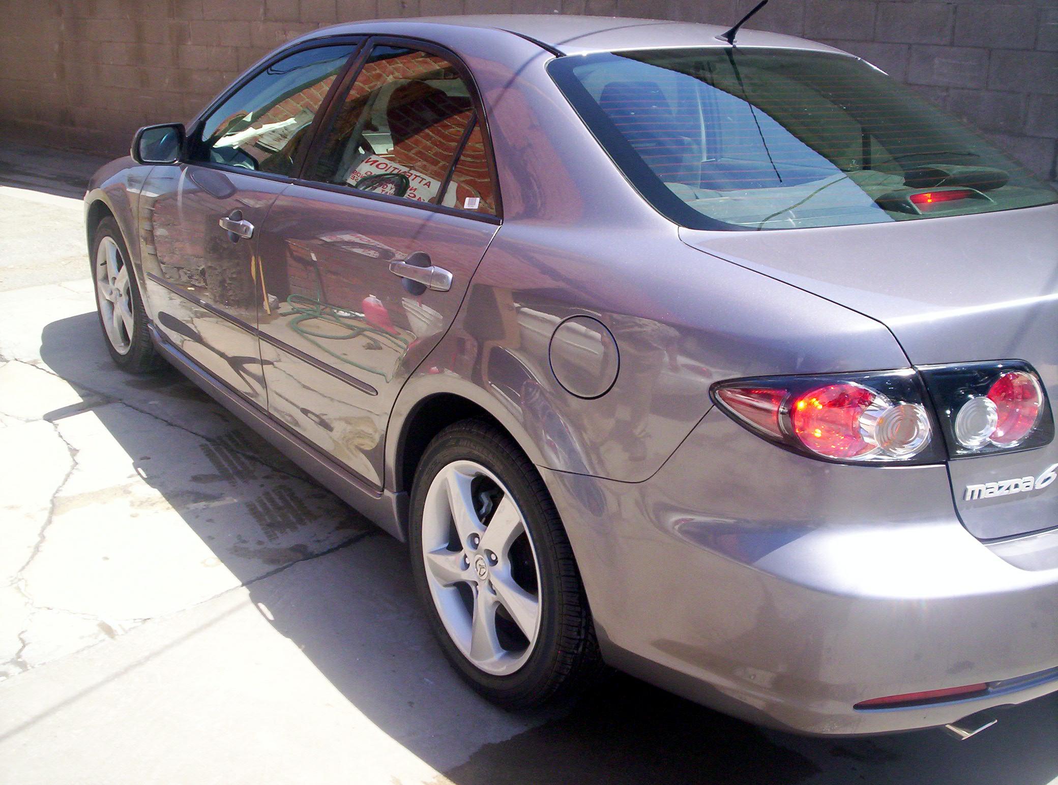 Mazda6 after