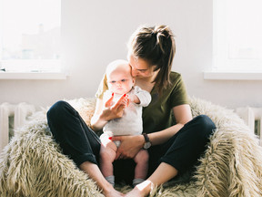 How to Make Your Life Happier as a New Mom