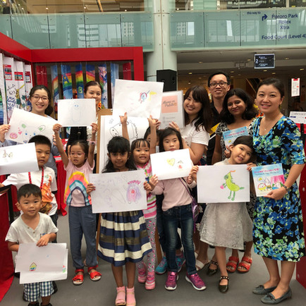 What a Great Time We Had at Faber Castell Art Festival 2018!