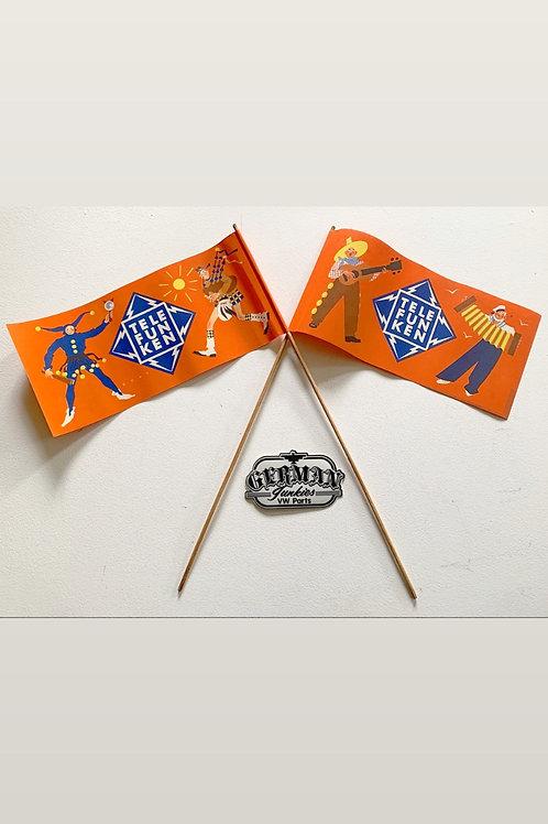 Telefunken Marketing Flags