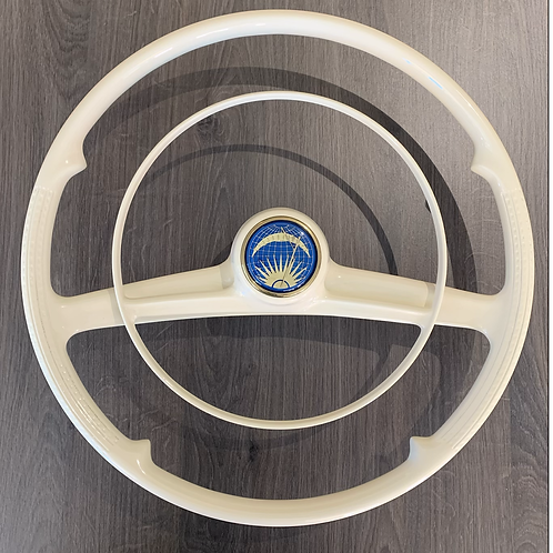 Rometsch Steering Wheel Petri Circle Sun horn