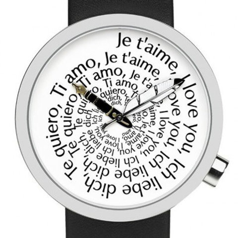 Akteo Armbanduhr - St. Valentine XL