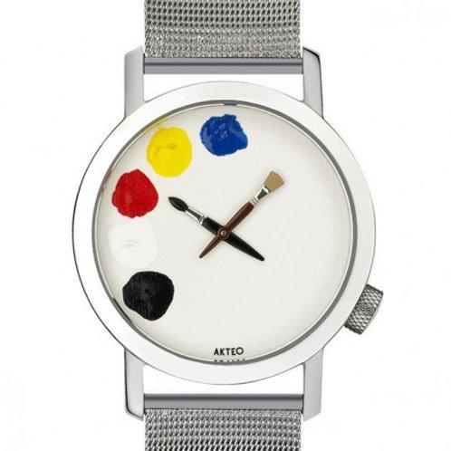 Akteo Armbanduhr - Malerei 01