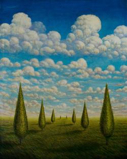 American Landscape Tree of Life 09