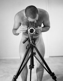 Self Portrait - James Scott Geras