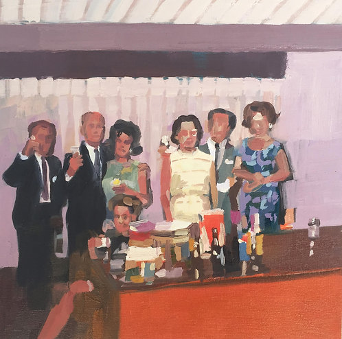 Title: Cocktail Party 1962