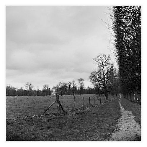 French Landscape Study 4