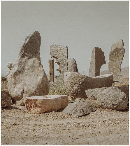 Desert Hot Springs Rocks