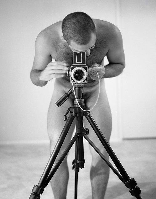 Barnabysdaddy Self Portrait