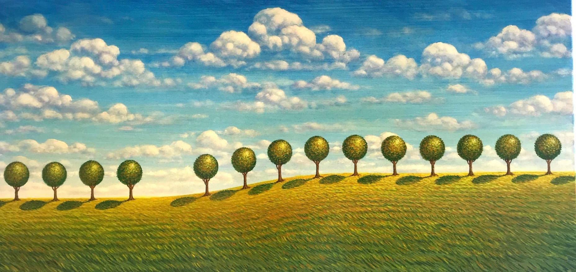 Fourteen Trees