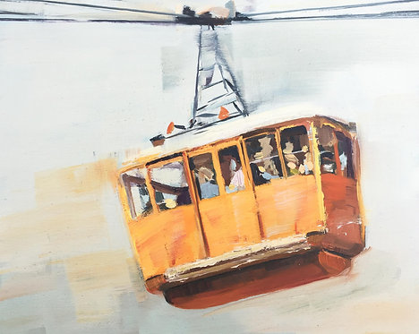Title: Aerial Tramway