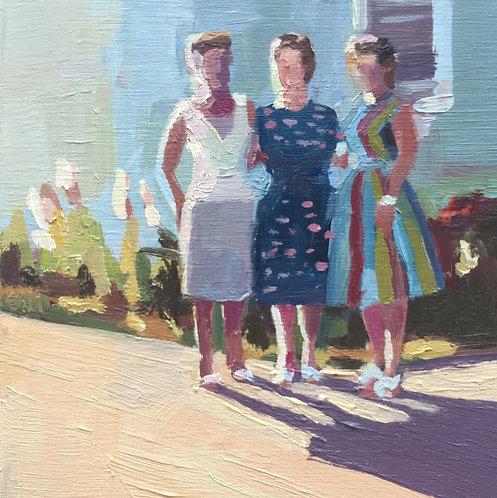 Three Friends 1957