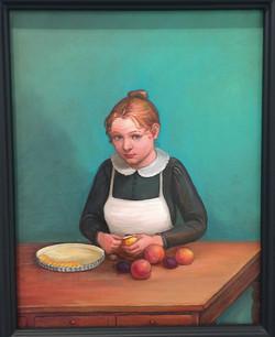 The Little Peach Tart