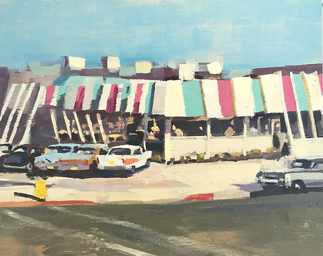Title: Palm Springs Pancake House