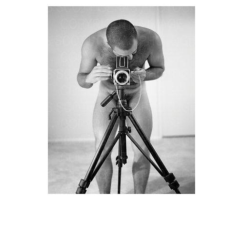 Self Portrait -James Scott Geras