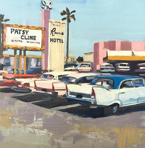 Title: The Riviera Hotel (Patsy Cline)