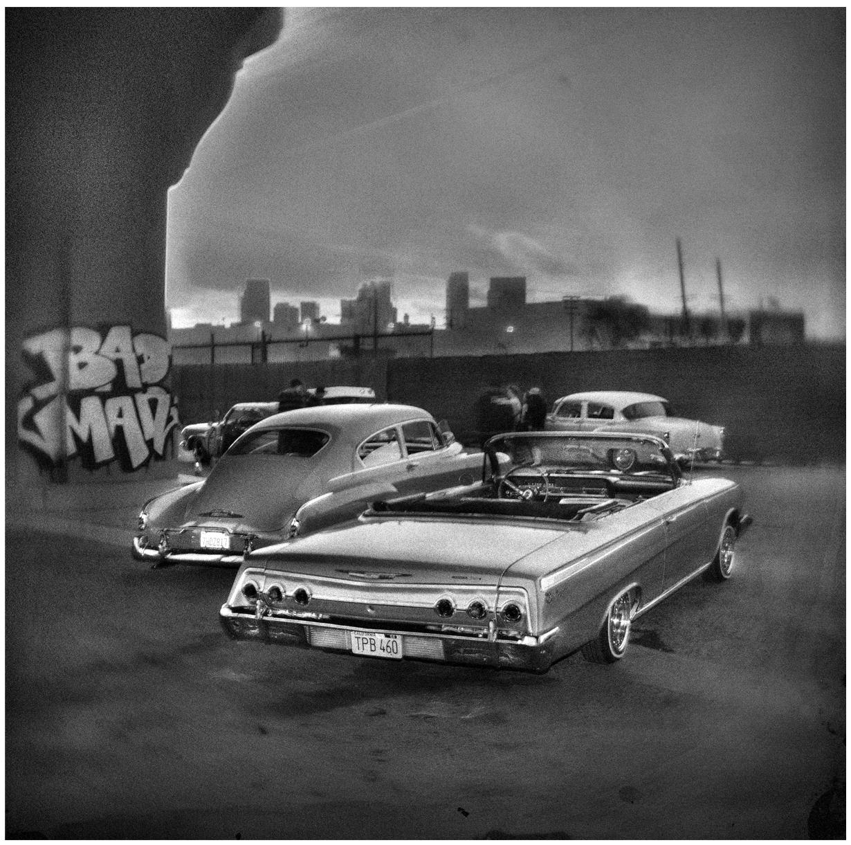 LA River Cars