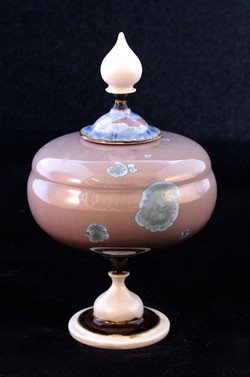 Sedona Lidded Jar