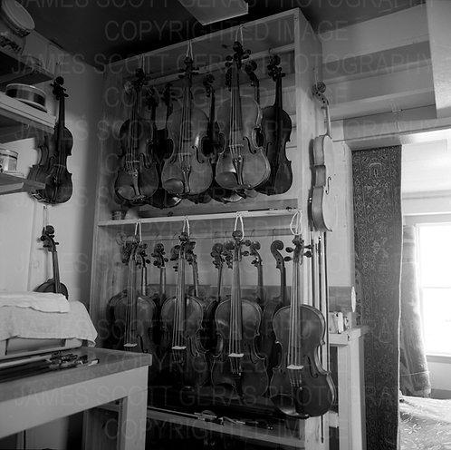 Violin Shop I