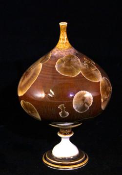 Gold Granite Bottle