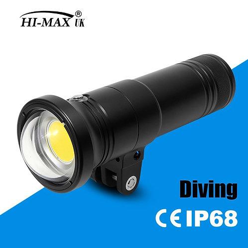 HI-MAX V18   foto/video 15000lm, 5600K, CRI(Ra) 95