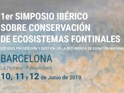 1er Simposio Ibérico Sobre Conservación de Ecosistemas Fontinales