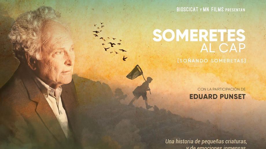 Eduardo Punset y BioSciCat llevan la emoción de la naturaleza al Cine