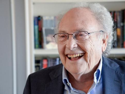 El día más triste: la vida, llora la muerte de Eduard Punset