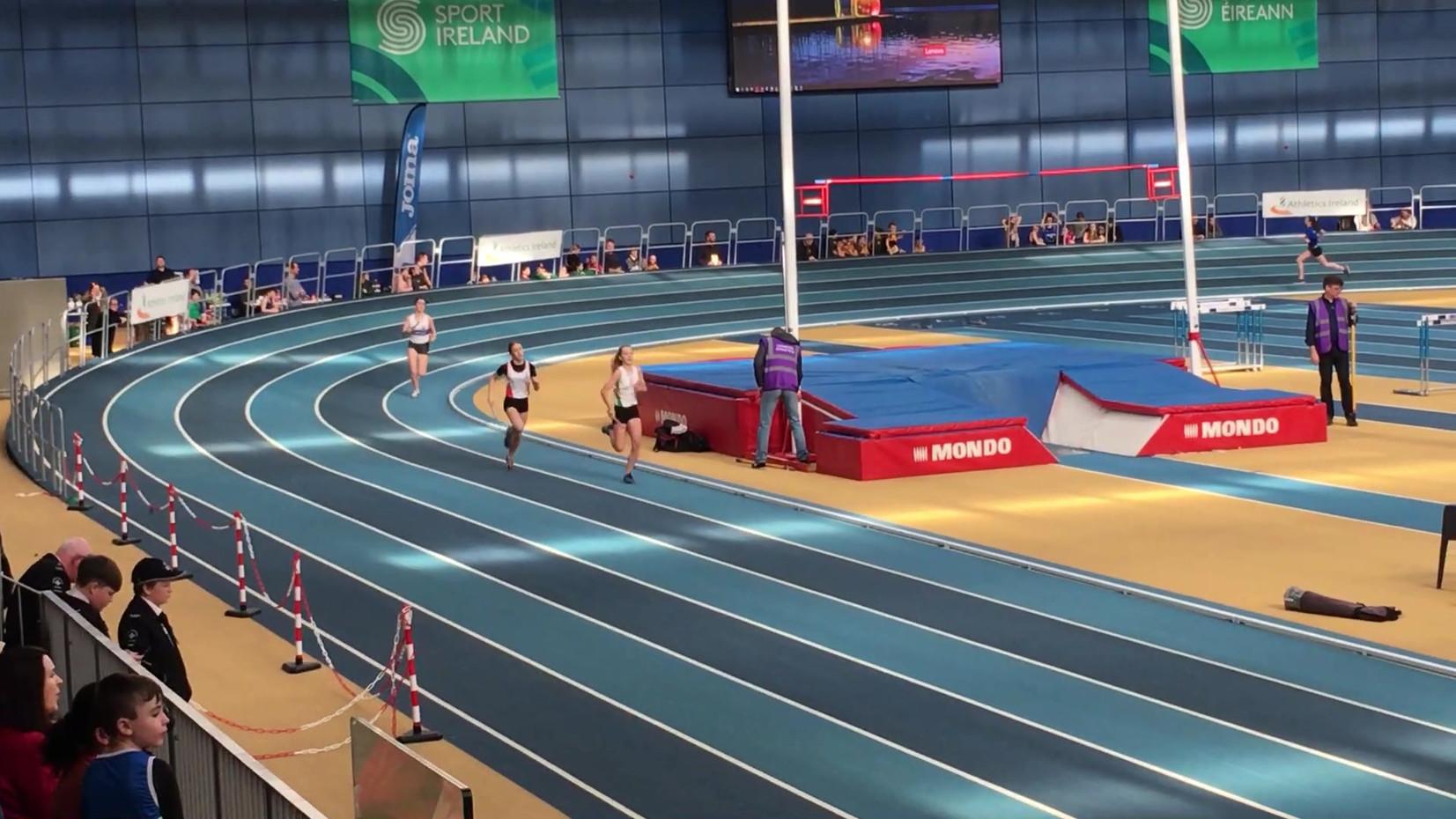 2020 Leinster Championships 2x200m U15 H