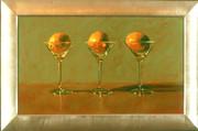 Lemon Martinis