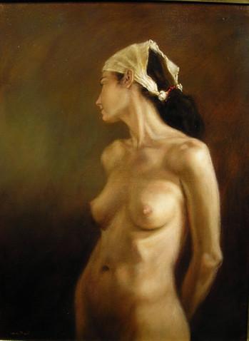 Moonlit Nude