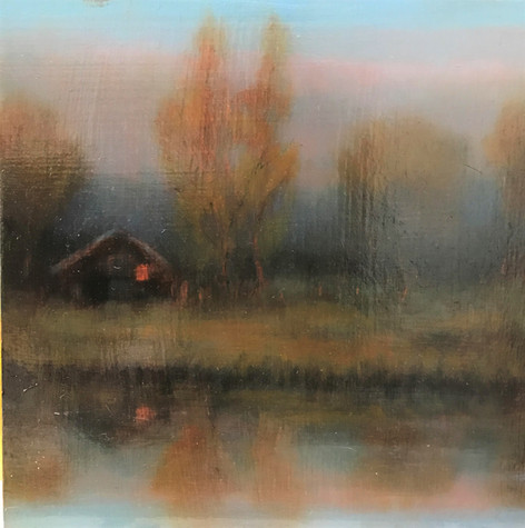 Farm Pond Cabin