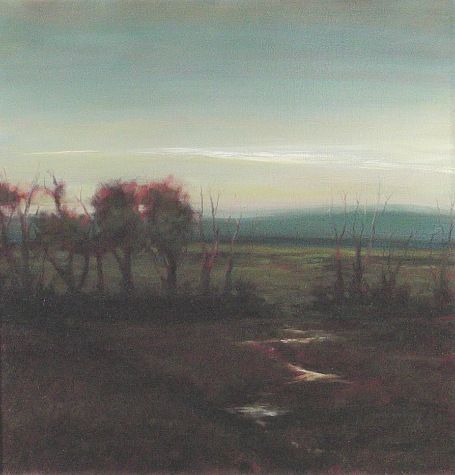 Dawn East of Albany