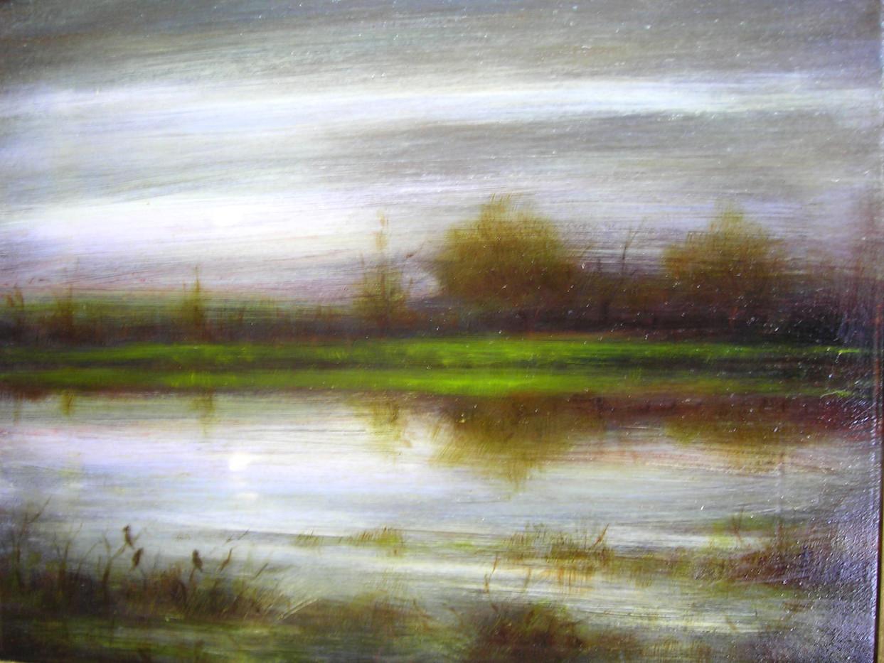 Willamette Valley Pond