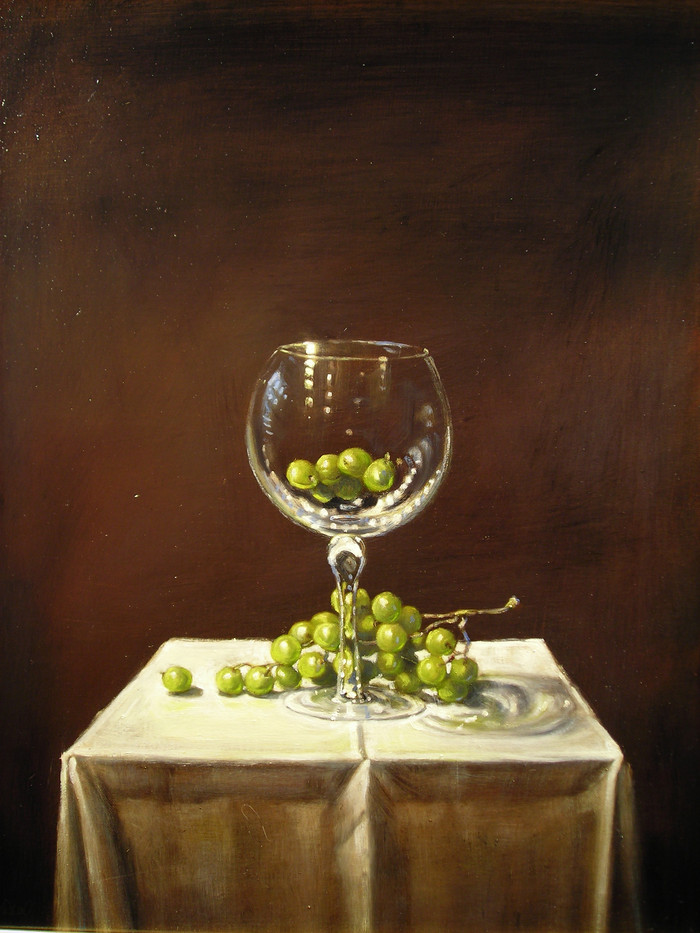 Grapes and Glass