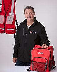 David Denino, Red Cross