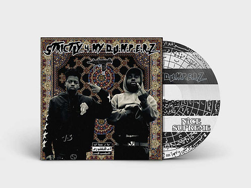 Tha God Fahim & Jay NiCE - STRICTLY 4 My D.U.M.P.E.R.Z  lp!! PICTURE DISC!