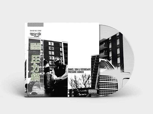 "Daniel Son and Futurewave ""Pressure Cooker"" lp PIC DISC VINYL"