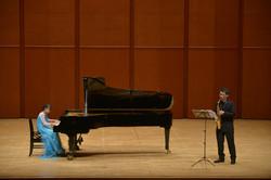 2014発表会第3部ピアノ&サックス アナと雪の女王メドレー