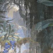 """Décor panoramique """"L'Eden"""""""