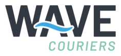 Wave Couriers Logo