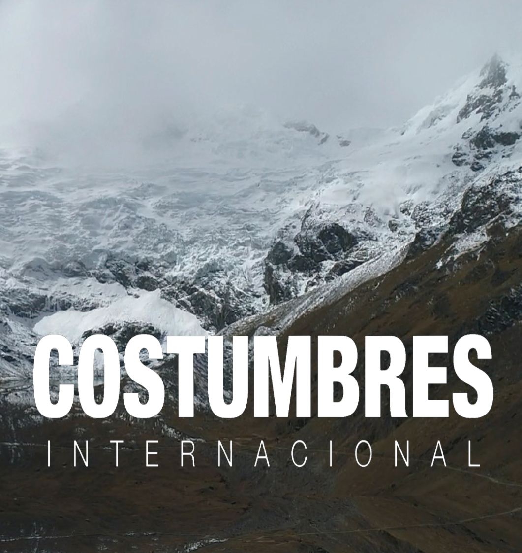 COSTUMBRES INTERNACIONAL- SERIES