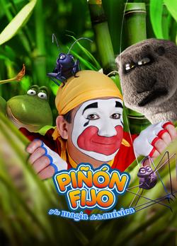 PIÑON FIJO - FAMILY ANIMATION