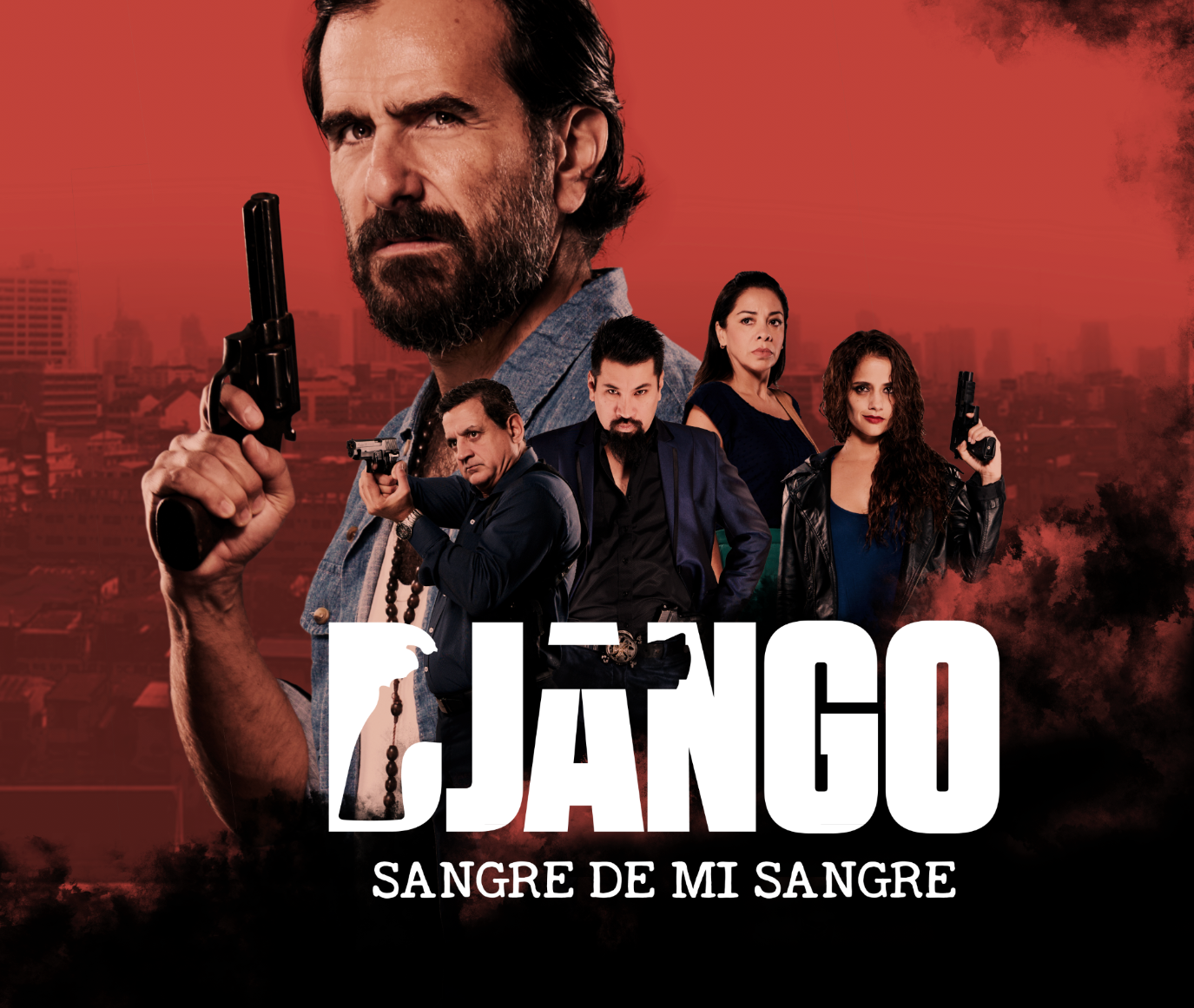 DJANGO - ACTION